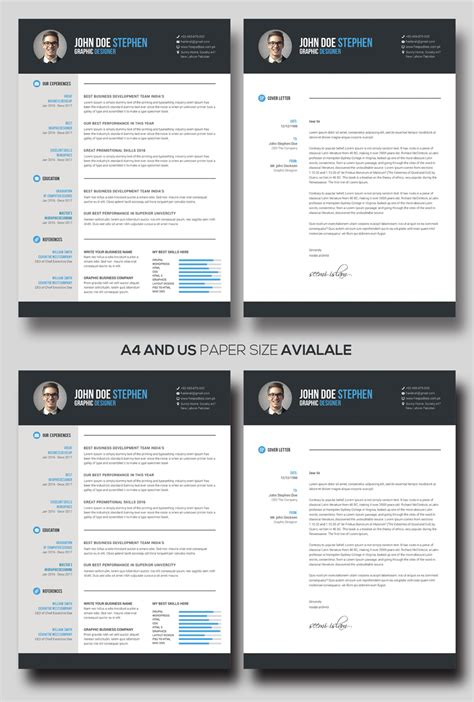microsoft word cv template image collections template
