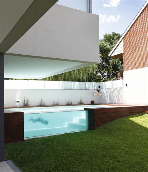 home with pool swimming pool desainideas