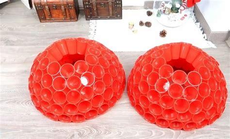 schneemann aus plastikbechern anleitung schneemann basteln aus plastikbechern anleitung und ideen