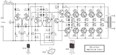 Inverter Circuit Eleccircuit