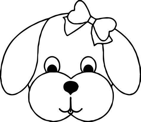 dog coloring pages wecoloringpagecom