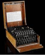 The History Blog » Blog Archive » An Enigma machine worth coveting