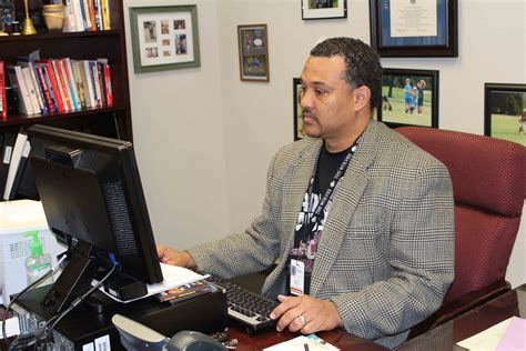 Assistant Principal Joubert Gets Promotion - The Outlook