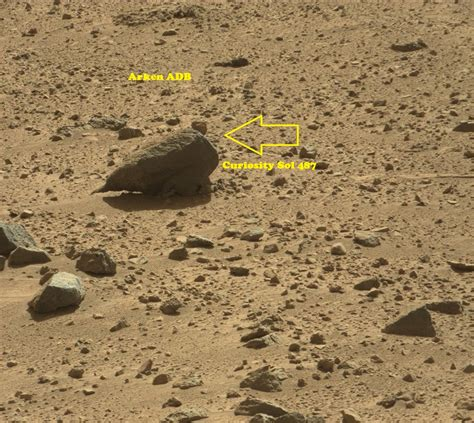 Data Modification Anomalies Are Caused By by Something Curiosity Rover Has Moved On Mars Page 1