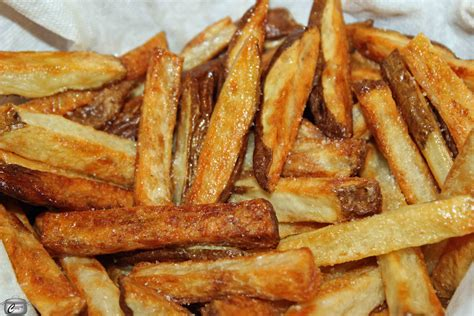 cuisine preparation oven baked fries constantly cooking