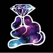 Galaxy Cartoon Hand Di...