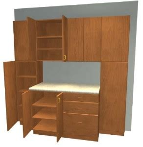 Garage Cabinets Build Your Own by Build Your Own Garage Cabinets With Garage Cabinet Plans