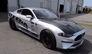 Thunderstruck: Behind the Wheel of the World's Fastest Mustang