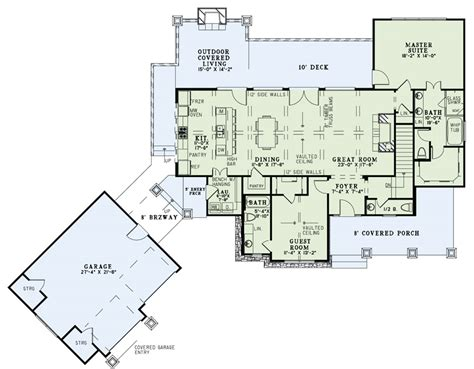 mountainside home plans mountain plan 3 579 square 4 bedrooms 4 5