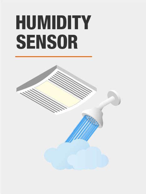 panasonic bathroom fan with humidity sensor panasonic whispersense 80 cfm ceiling humidity and motion