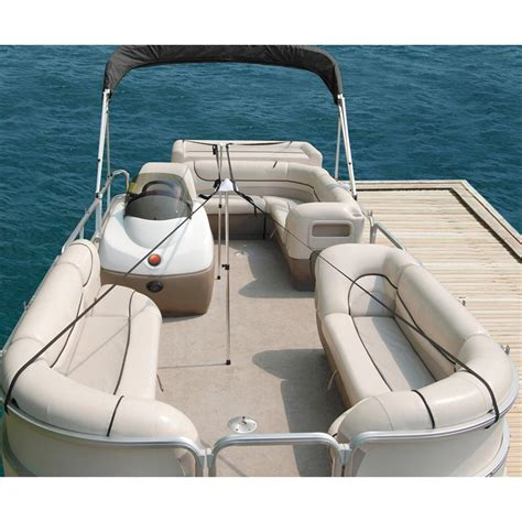 Pontoon Boat Top Covers by Made Pontoon Boat Cover Support System 150719