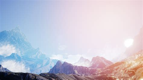 Background Images Of Pictures by Scenic Background Mountains Pack Vol 1 For Ue4 Polycount