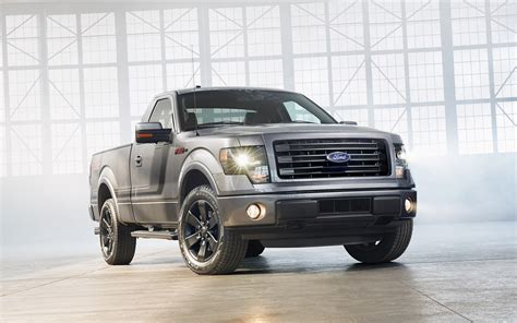 Ford F-150 Tremor 2014 Widescreen Exotic Car Picture #01