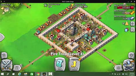siege defence age of empires castle siege better defense