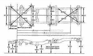 1998 Dodge Ram 2500 Frame Dimensions