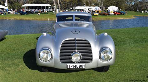 1938 Mercedes Benz 540k Streamliner At Amelia Island