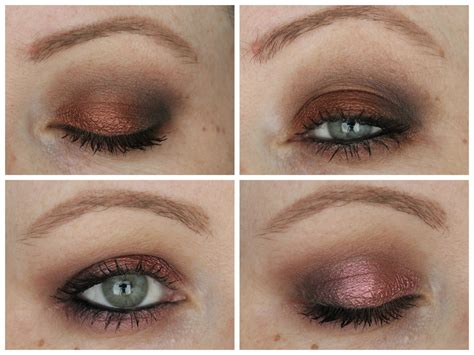mac burgundy times  palette  swatches review