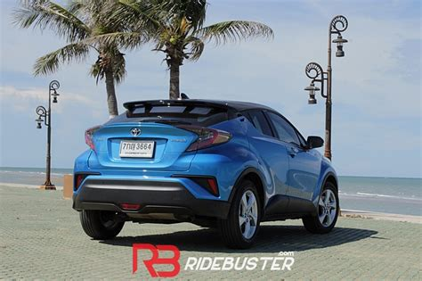 Review Toyota Chr Hybrid by Toyota Chr Hybrid Review039 Ridebuster