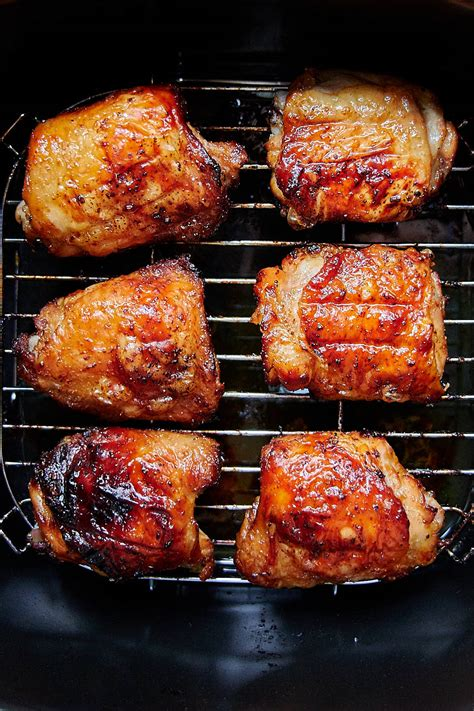 fryer thighs chicken air recipes maple crispy interactions reader lime