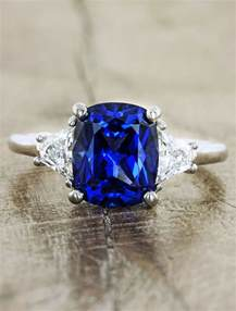 saphire engagement ring 17 best ideas about saphire ring on sapphire blue rings and sapphire rings