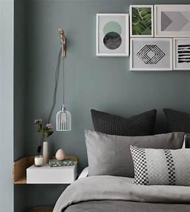 1001 idees deco pour la meilleure association de couleur With association de couleur avec le gris