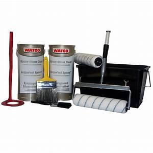 Peinture Sol Epoxy : kit peinture sp ciale garage peinture poxy pour sol en ~ Edinachiropracticcenter.com Idées de Décoration