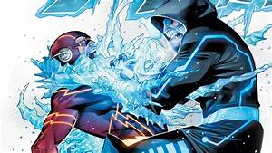 First Look  The  U0026quot Death Of The Speed Force U0026quot  Begins