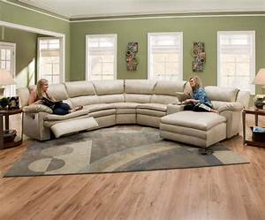 Leather Round Sectional Sofa Home Ideas Collection Vs