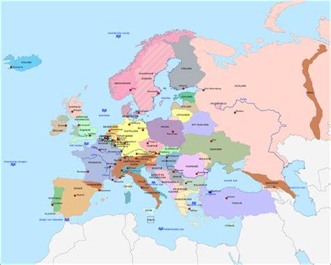Eten in Europa 1