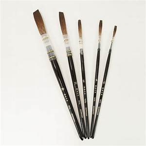 grey talahoutky lettering quill 189l mack brush With mack lettering quills