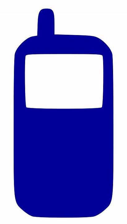 Cell Phone Icon Svg Mobile Symbols Telephone