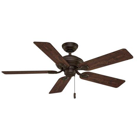 bronze outdoor ceiling fan hunter donegan 52 in indoor outdoor onyx bengal bronze