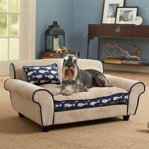 Fabriquer Son Canapé Soi Meme : le lit pour chien n cessaire et amusant ~ Melissatoandfro.com Idées de Décoration