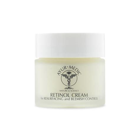 Retinol Cream – Ayur-Medic Skin Care