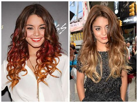 Celebrities With Gorgeous Ombre Hair Ombre Pinterest
