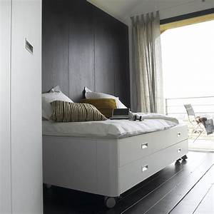 Ligne Roset Bettsofa : travel studio lits du designer pagnon pelha tre ligne roset site officiel ~ Markanthonyermac.com Haus und Dekorationen