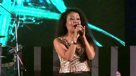 Aaj Ki Raat Na Jana Tum Live Performance By Neha Kakkar
