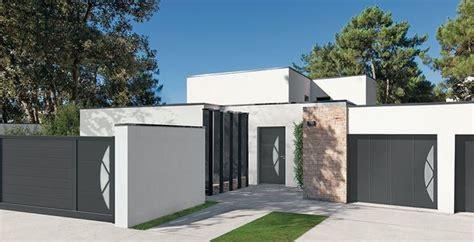 Portail Entree De Maison Zw05