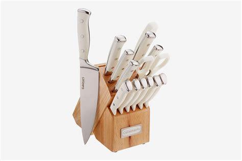 knife kitchen sets cutlery block cuisinart collection rivet 15p triple piece amazon pixel