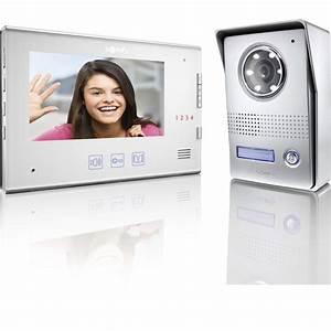 Interphone Video Sans Fil Leroy Merlin : prix visiophone ~ Dailycaller-alerts.com Idées de Décoration