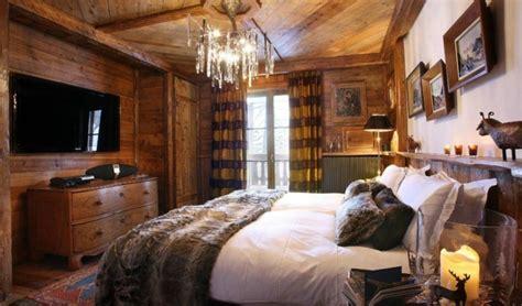 chambre style chalet de montagne emejing chambre adulte style montagne images matkin info