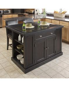 home styles nantucket kitchen island with granite top 88