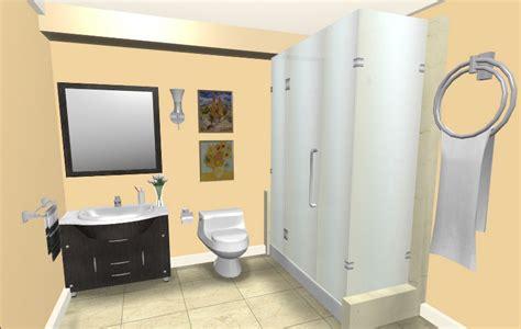 bathroom planner create closely real bathroom homesfeed