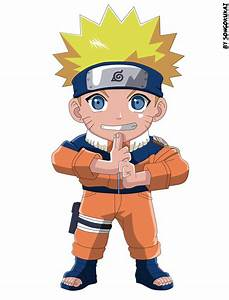 Uzumaki Naruto PTS -Chibi- by Krizeii on DeviantArt
