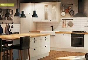 Cuisine Ikea Blanche Et Bois : acheter une cuisine ikea le meilleur du catalogue ikea ~ Dailycaller-alerts.com Idées de Décoration