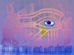 The Eye of Horus by misat0 on DeviantArt