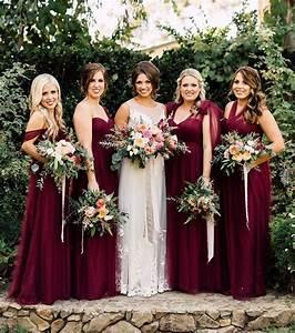 Tenue Mariage Automne : photo mariage automne les demoiselles d 39 honneur en ~ Melissatoandfro.com Idées de Décoration