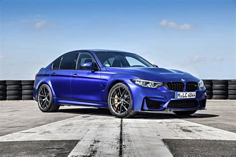 The 2019 BMW M3 CS Ups Performance and Handling - Exotic ...