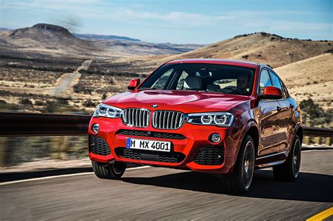 First 2015 Bmw X4 Spotted On Road!