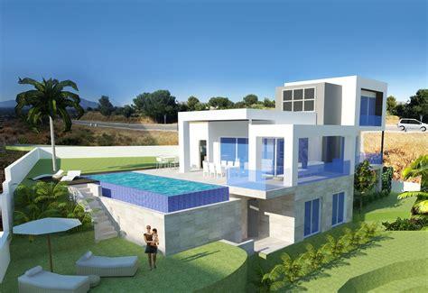 Bilder Villen by Neubauprojekt F 252 R Villen In La Cala Golf Resort Mit Blick
